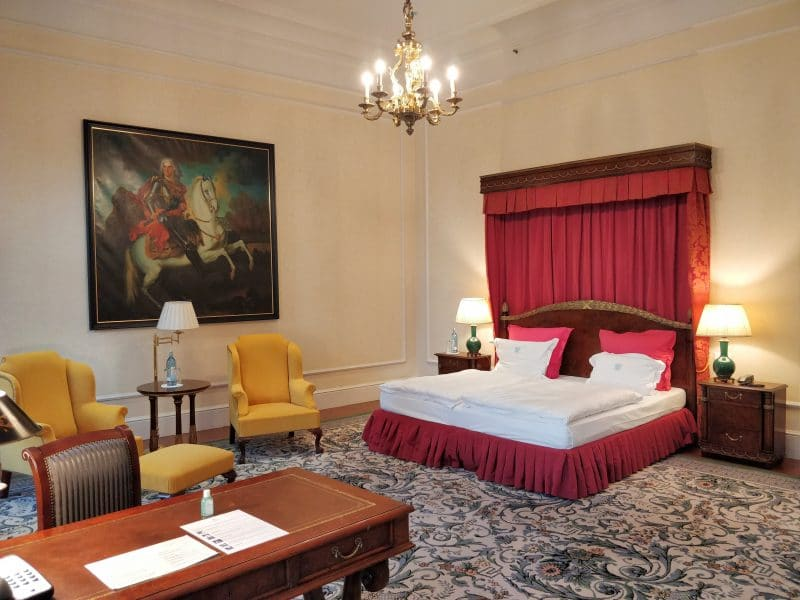 Hotel Taschenbergpalais Kempinski Dresden Zimmer 6