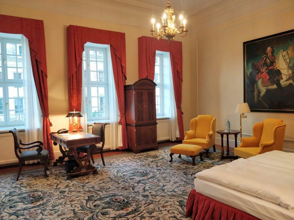 Hotel Taschenbergpalais Kempinski Dresden Zimmer 7