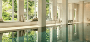 Rocco Forte Frankfurt Pool