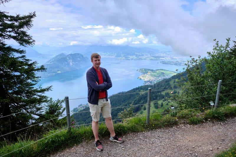 Severin Schweiz Wandern