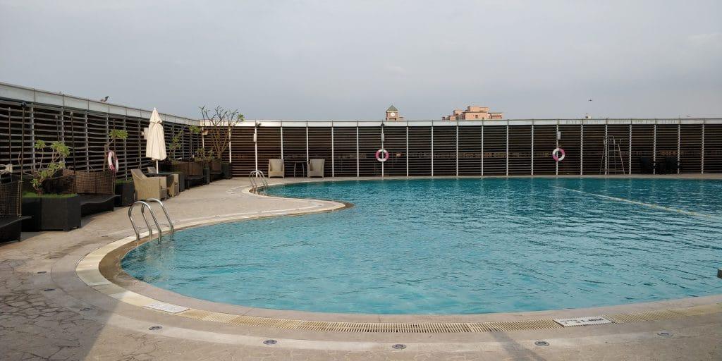 Shangri La Far Eastern Plaza Tainan Pool