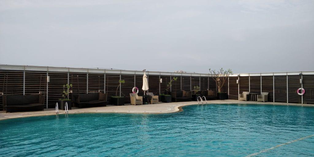 Shangri La Far Eastern Plaza Tainan Pool 2