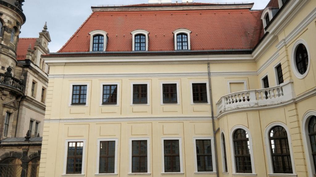 Hotel Taschenbergpalais Dresden Außen