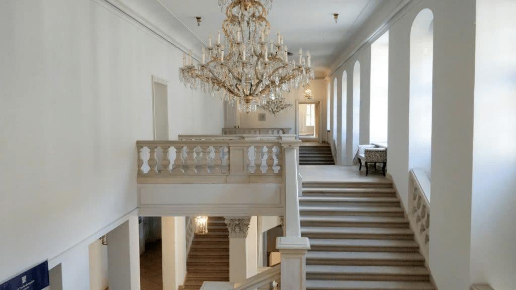 Hotel Taschenbergpalais Dresden Treppenhaus