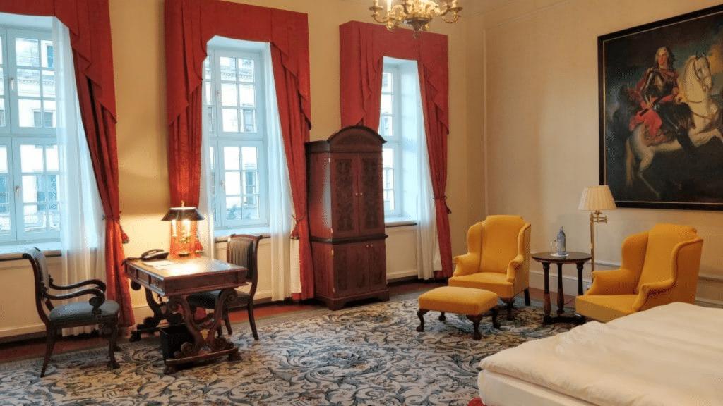 Hotel Taschenbergpalais Dresden Zimmer