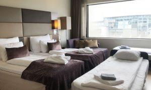 Nordic Choice Hotelzimmer Ausblick