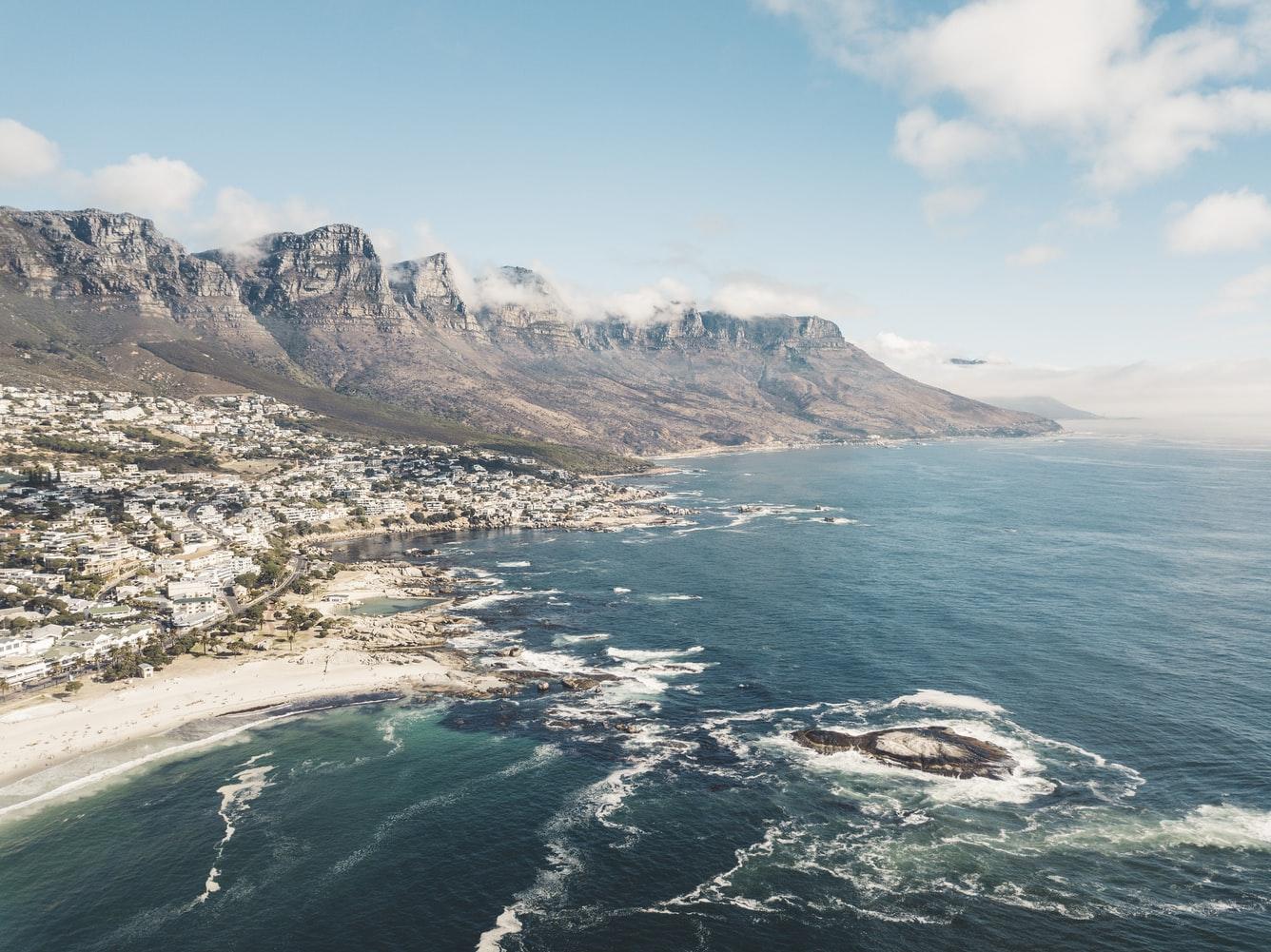 Südafrika Kapstadt Küste Meer