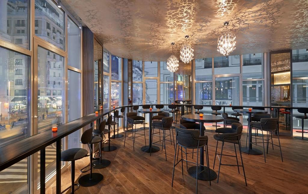hyatt centric restaurant
