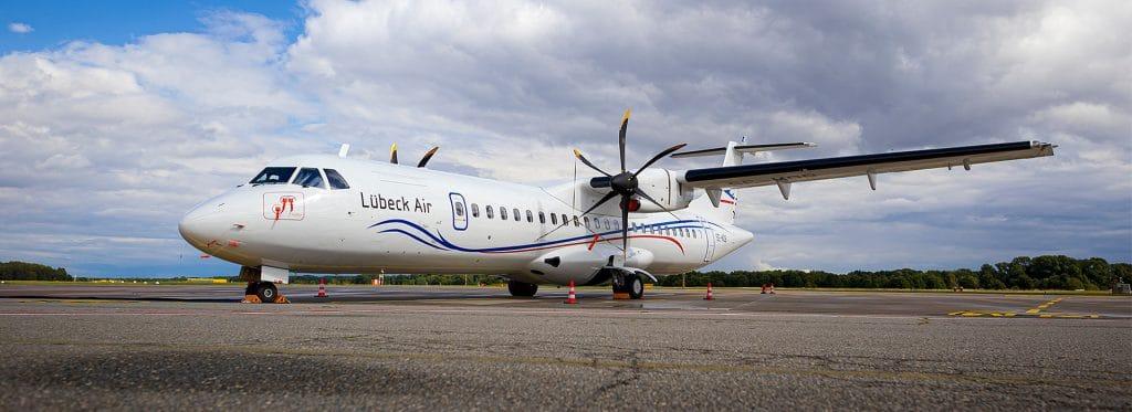 Lübeck Air ATR 72-500