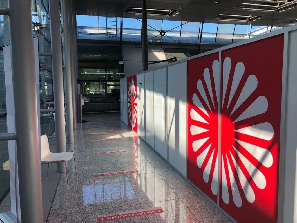 Corona Testzentrum Frankfurt