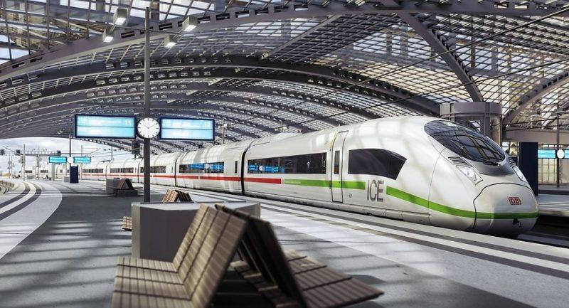 Deutsche Bahn ICE 5