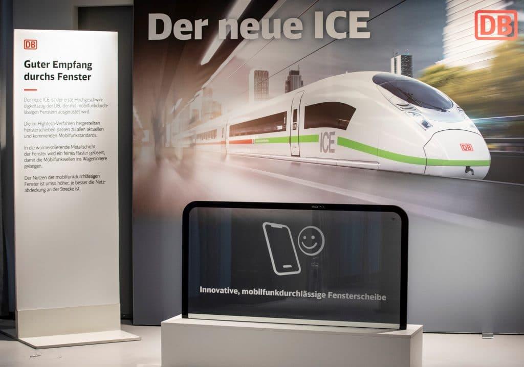 Pressekonferenz Der Neue ICE / Deutsche Bahn AG