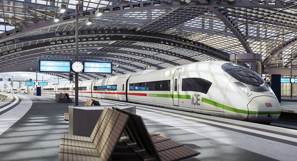 Ticketarten Deutsche Bahn