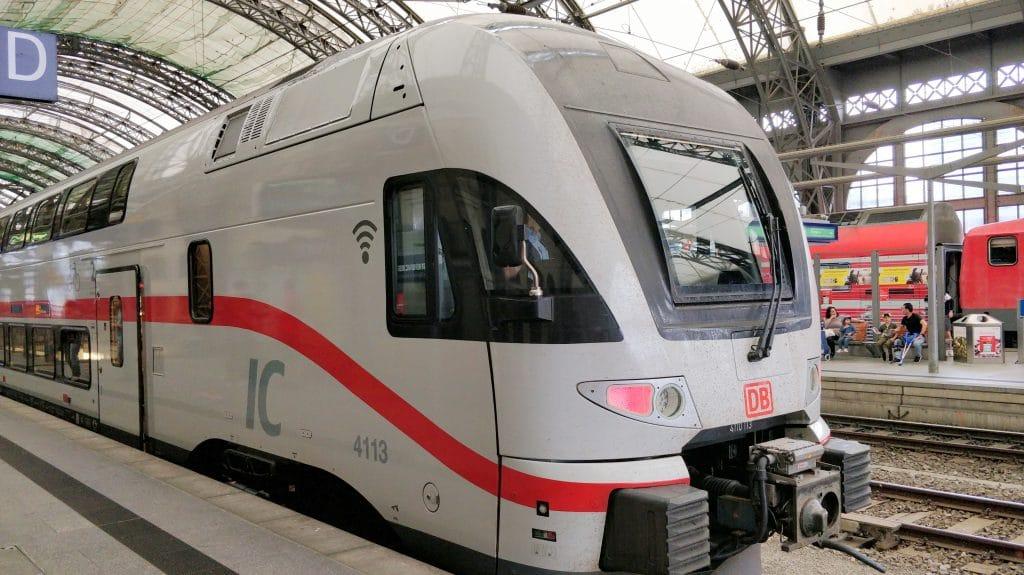 IC Stadler Deutsche Bahn