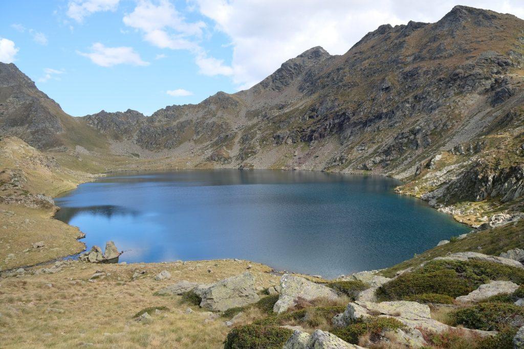 Andorra Natur Landschaft See Berge