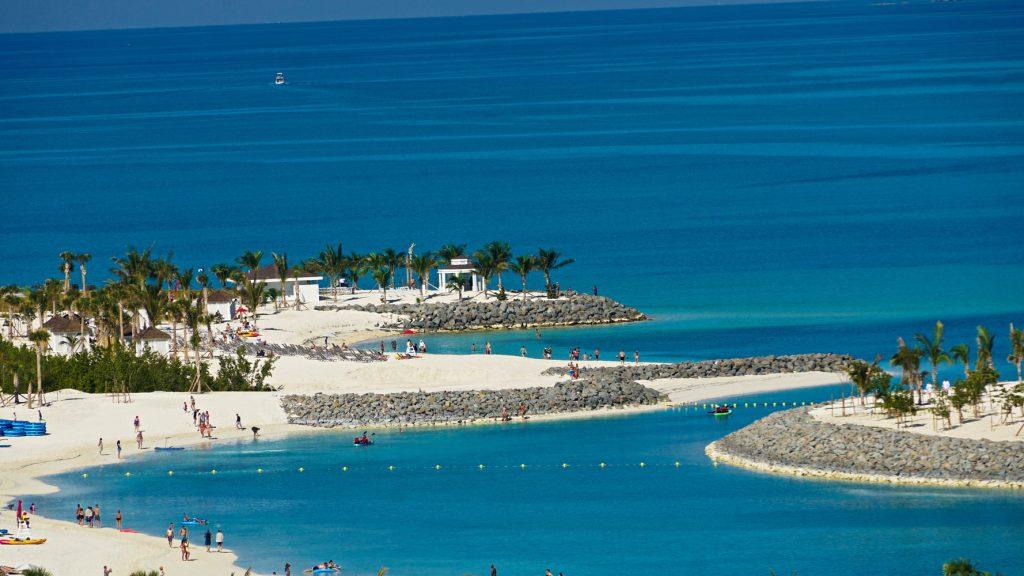 Bahamas Insel Küste