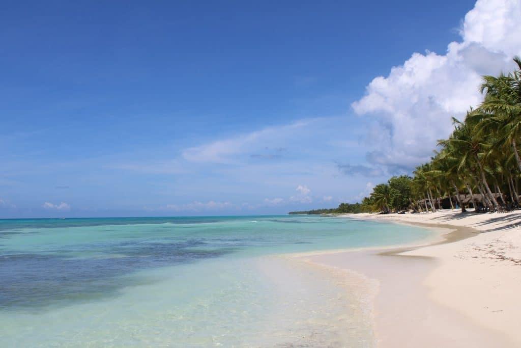 Dominikanische Republik Strand Meer