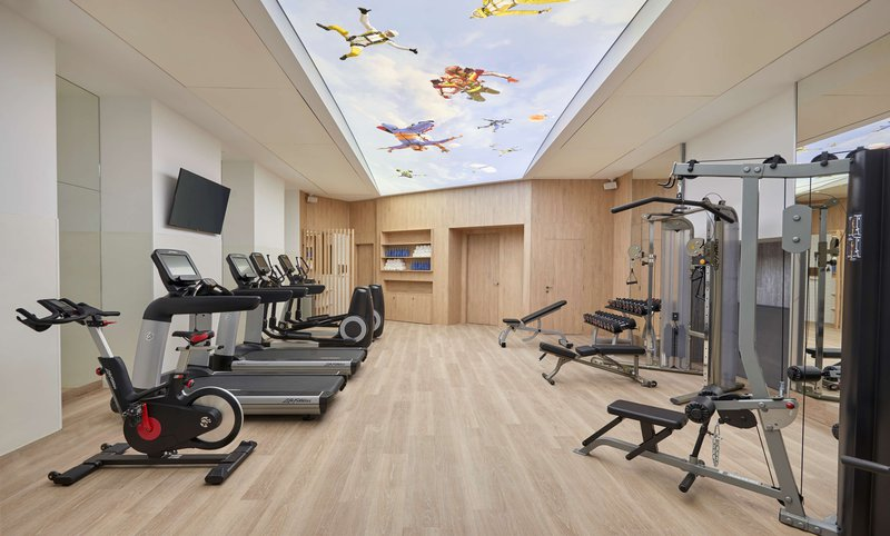 Gym Hyatt Centric Madrid