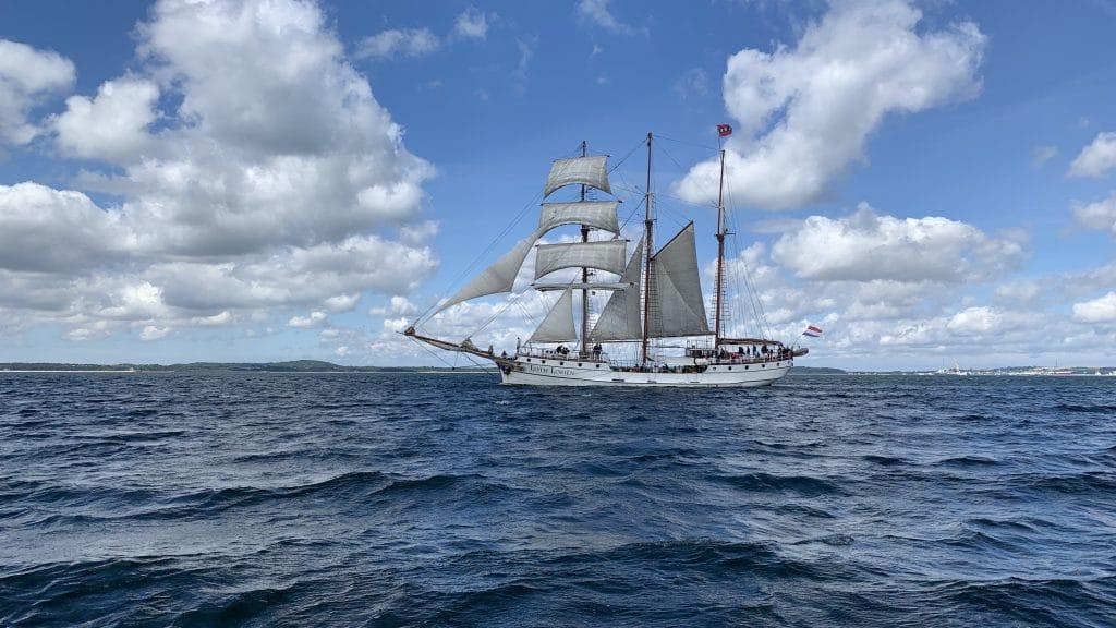 Loth Lorien Segelschiff Rügen