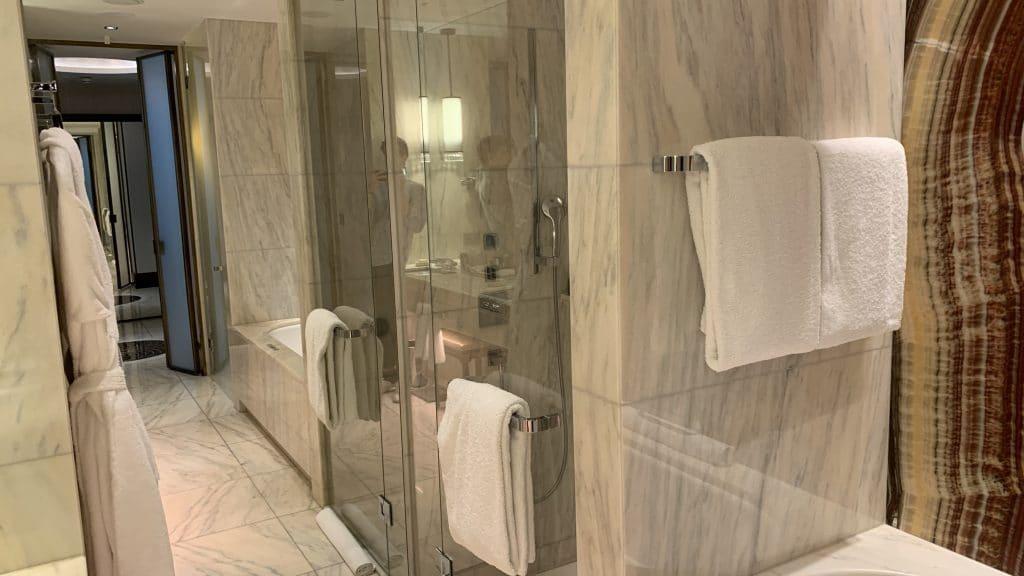Park Hyatt Wien Badezimmer 1