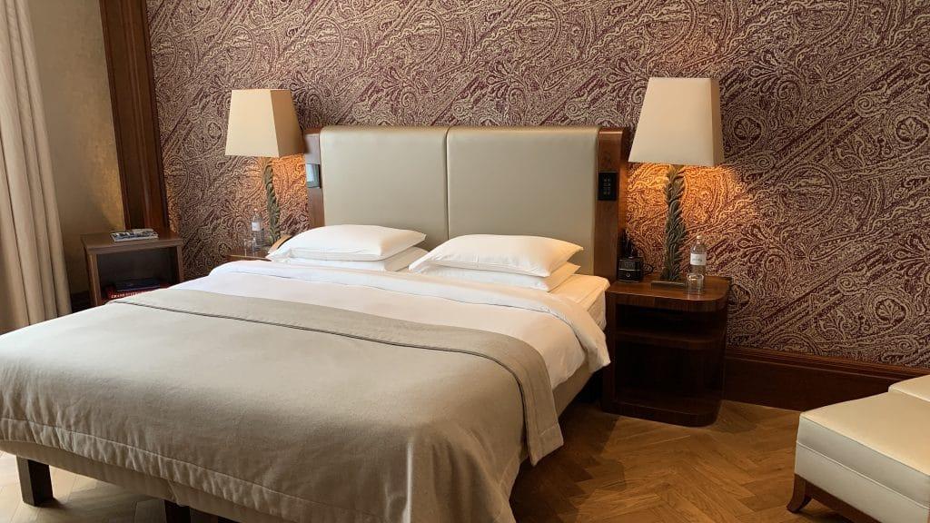 Park Hyatt Wien Bett 3