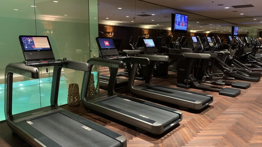 Park Hyatt Wien Gym 2