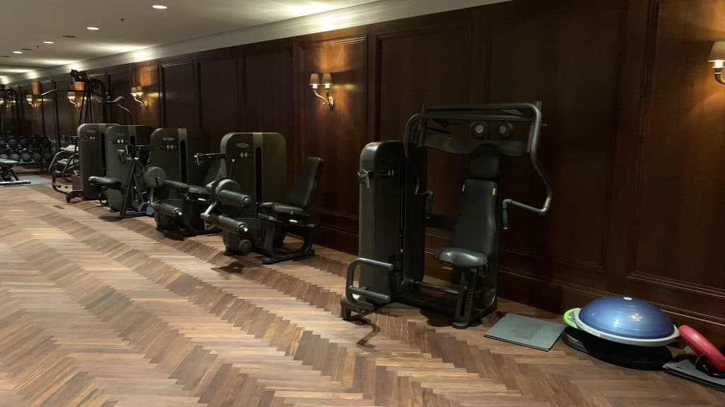 Park Hyatt Wien Gym 3