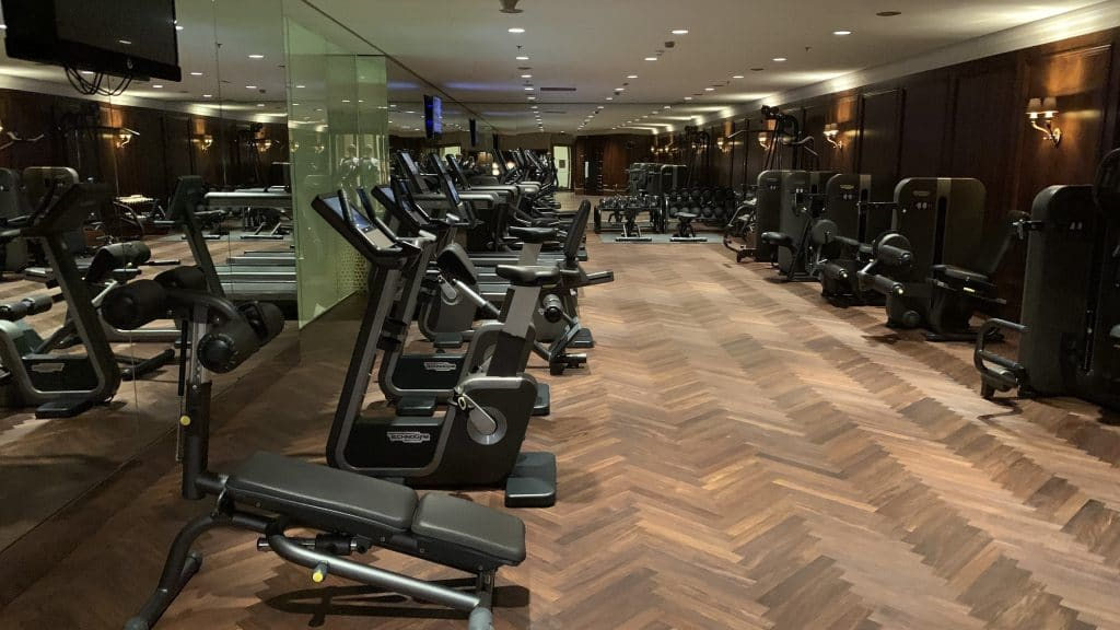 Park Hyatt Wien Gym 4
