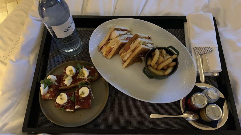 Park Hyatt Wien Room Service
