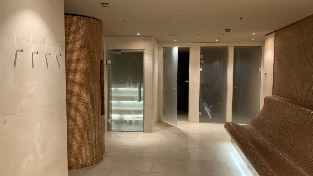Park Hyatt Wien Spa Sauna