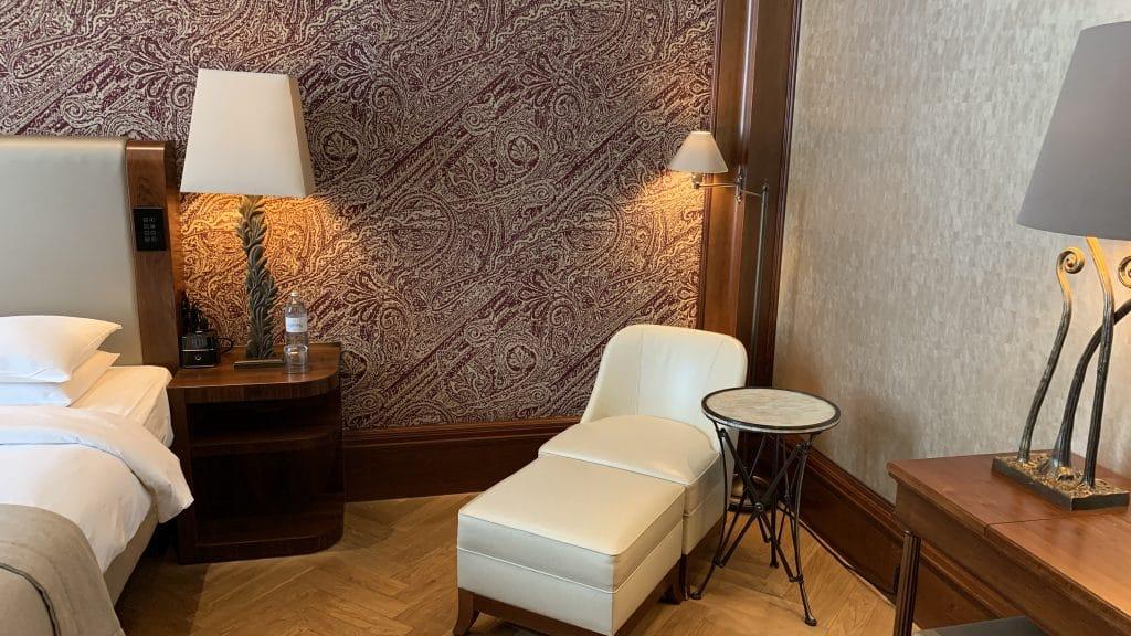 Park Hyatt Wien Suite Sessel