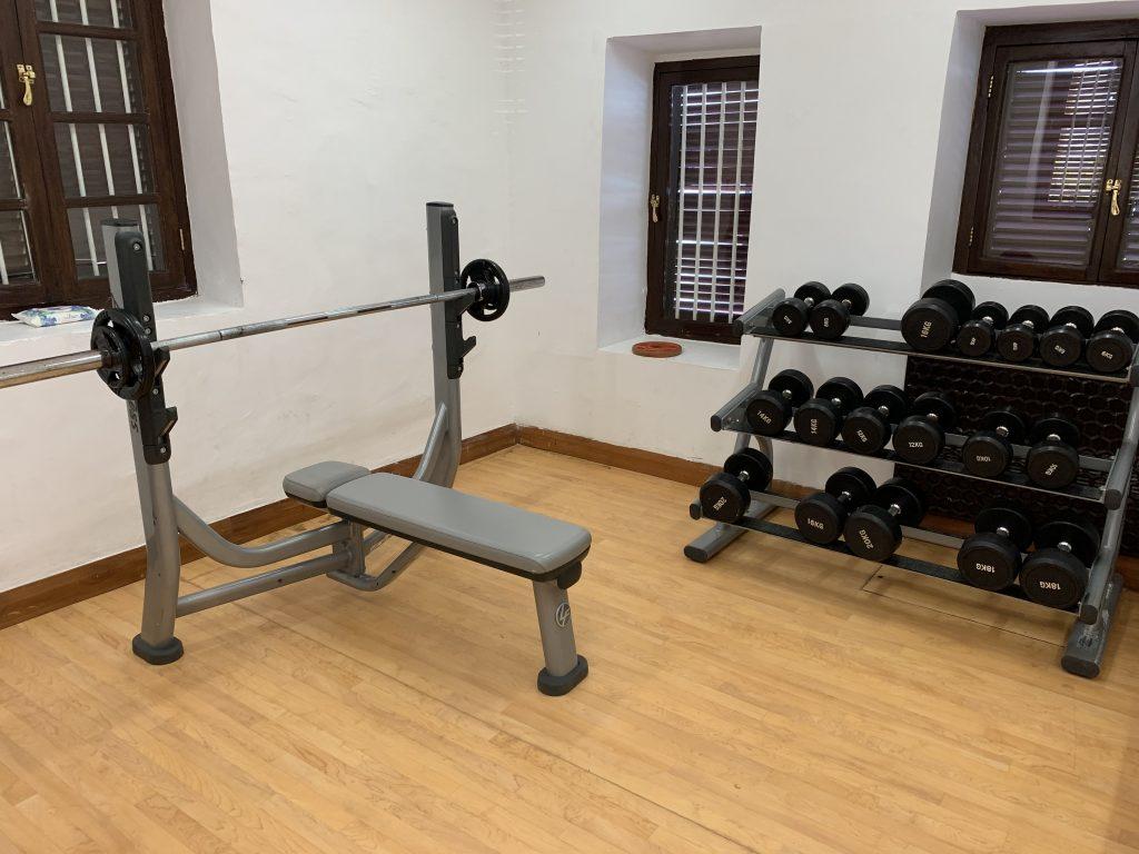 Park Hyatt Zanzibar Gym 3