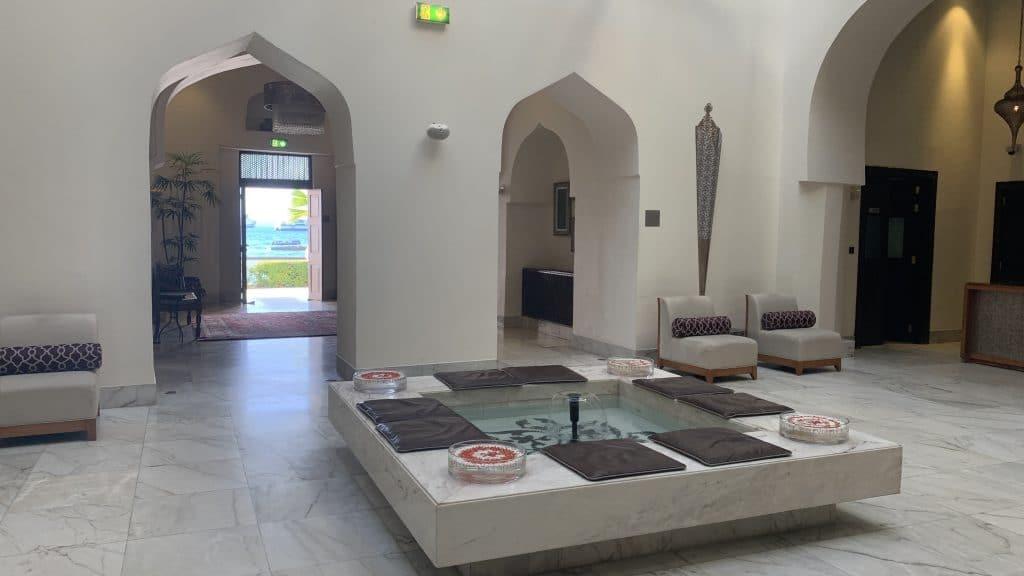 Park Hyatt Zanzibar Lobby