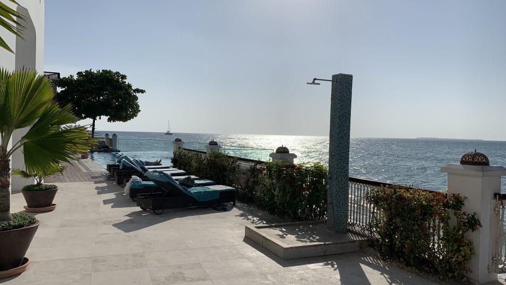 Park Hyatt Zanzibar Pool Meer