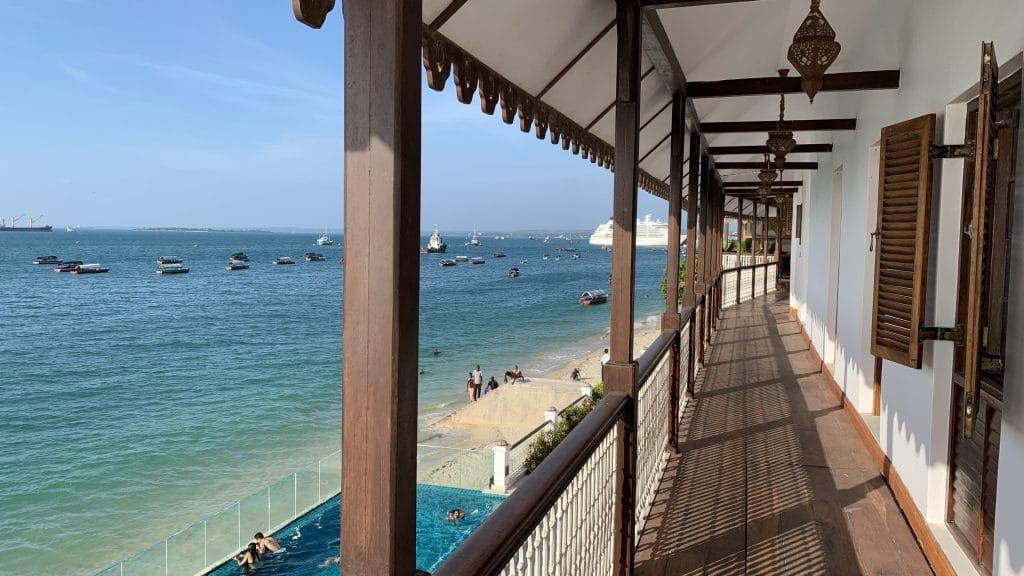 Park Hyatt Zanzibar Reling Suite