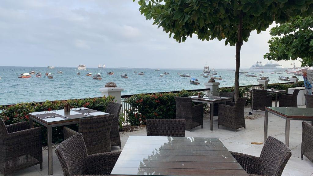 Park Hyatt Zanzibar Restaurant View 2