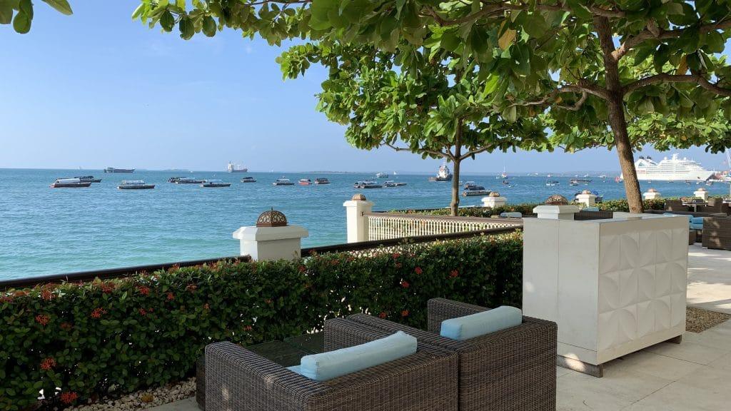 Park Hyatt Zanzibar View Außen