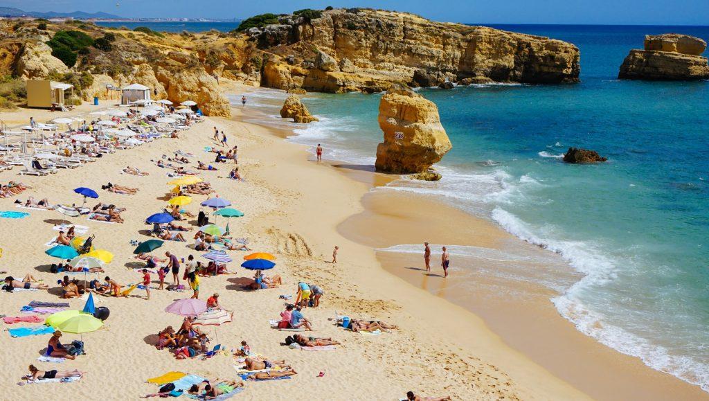 Portugal Strand Meer Küste