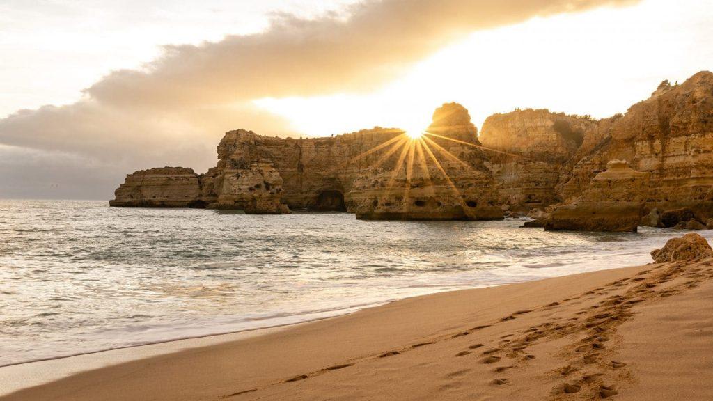 Strand Portugal 1600x900