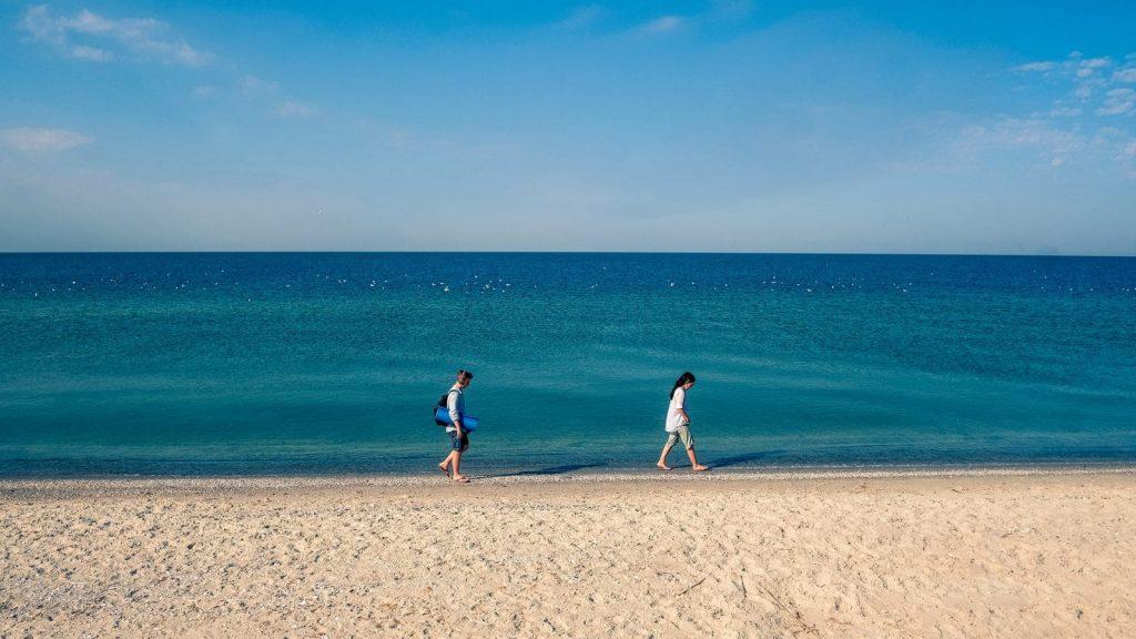 Strand Litauen 1600x900