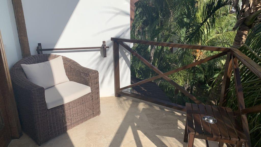 Z Hotel Zanzibar Balkon 3