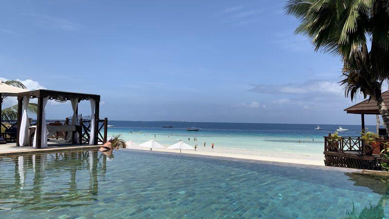 Z Hotel Zanzibar Pool 2