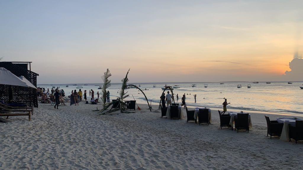 Z Hotel Zanzibar Strand