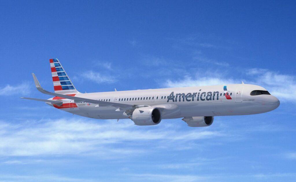 American Airlines A321XLR 1024x629