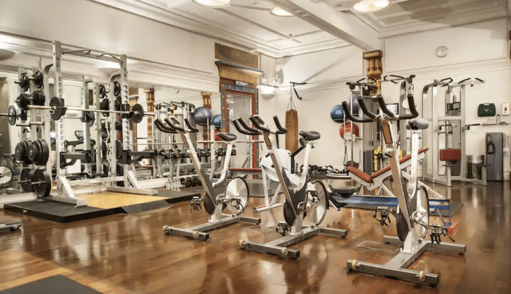 Andaz London Fitness Gym