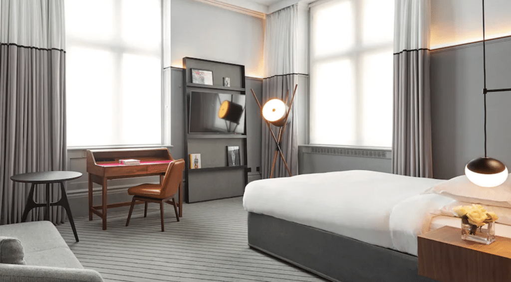 Andaz London Suite Hotel