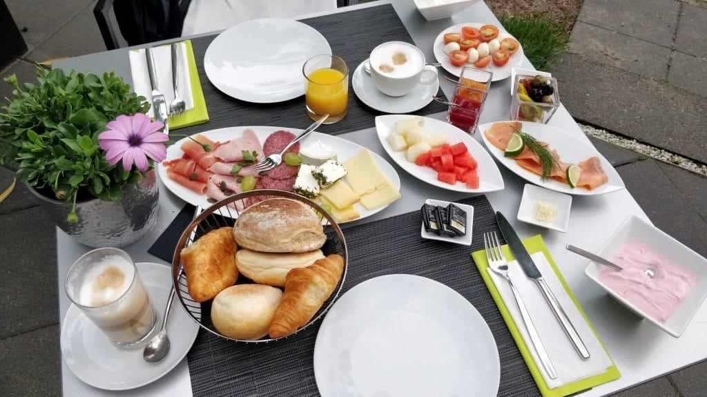 Ceres Am Meer Binz Rügen Frühstück