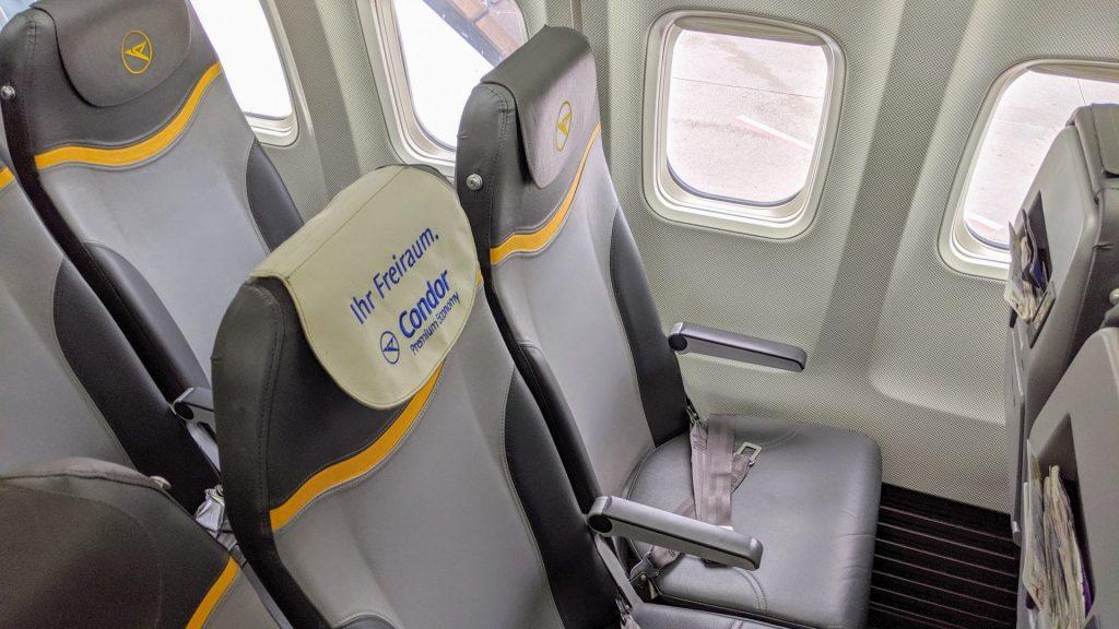 Condor Premium Class Boeing 757 300
