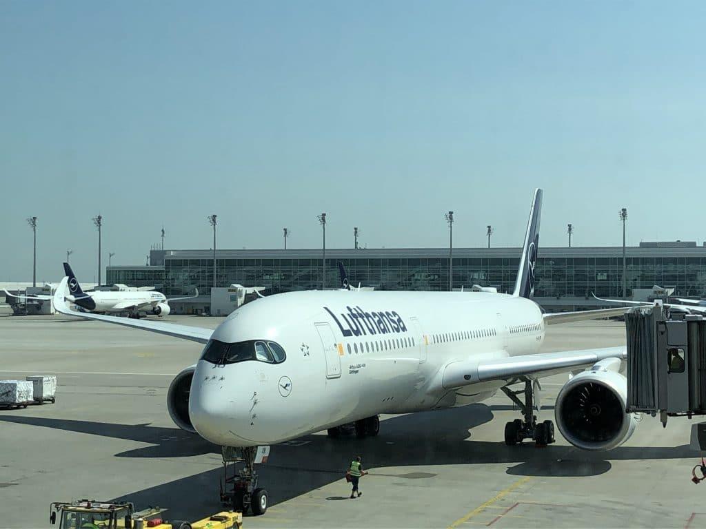 Airbus A350 Lufthansa