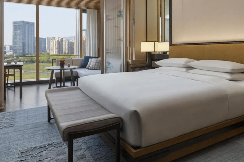 Park Hyatt Suzhou Zimmer
